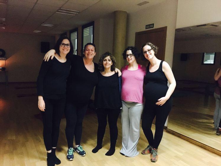 Yoga embarazo y parto